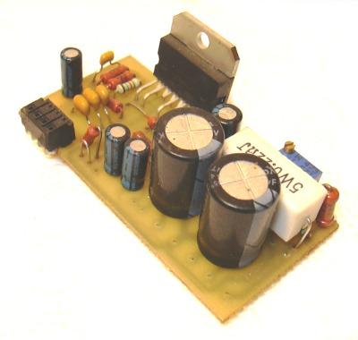 Схема усилителя на TDA 7294, TDA7293 (монтажная и принципиальная схемы)) .