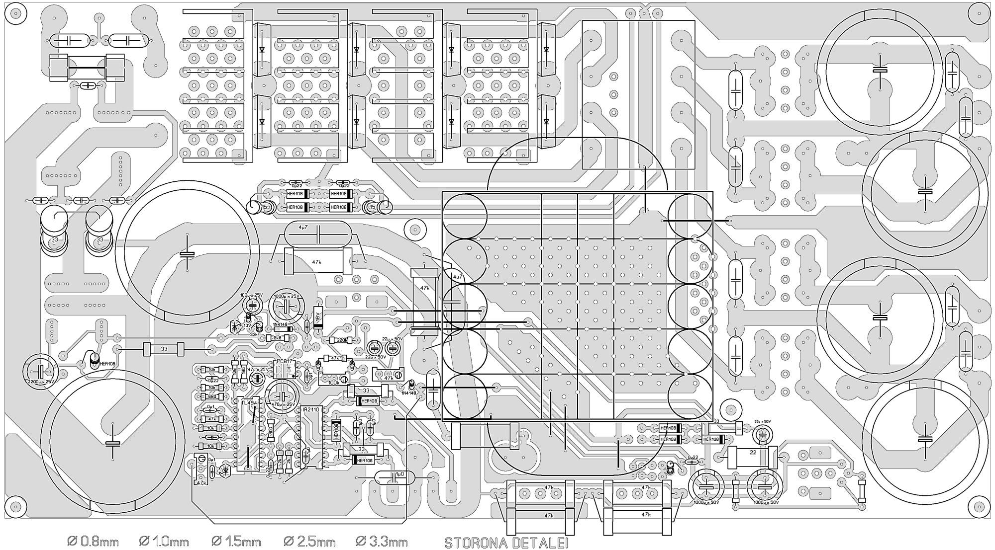 Компьютерный блок питания 1000 ватт схема схемы зарядных устройств